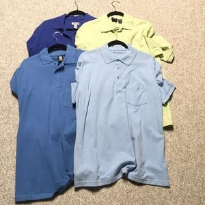 Heritage Shirts - Lot of 4 polos